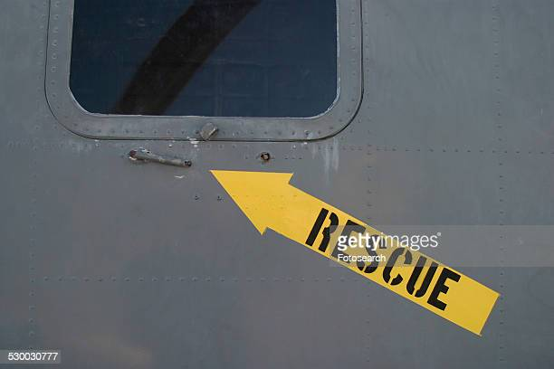 Rescue sign