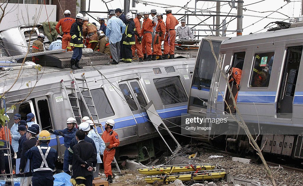 Train Accident Killed  50 People : ニュース写真