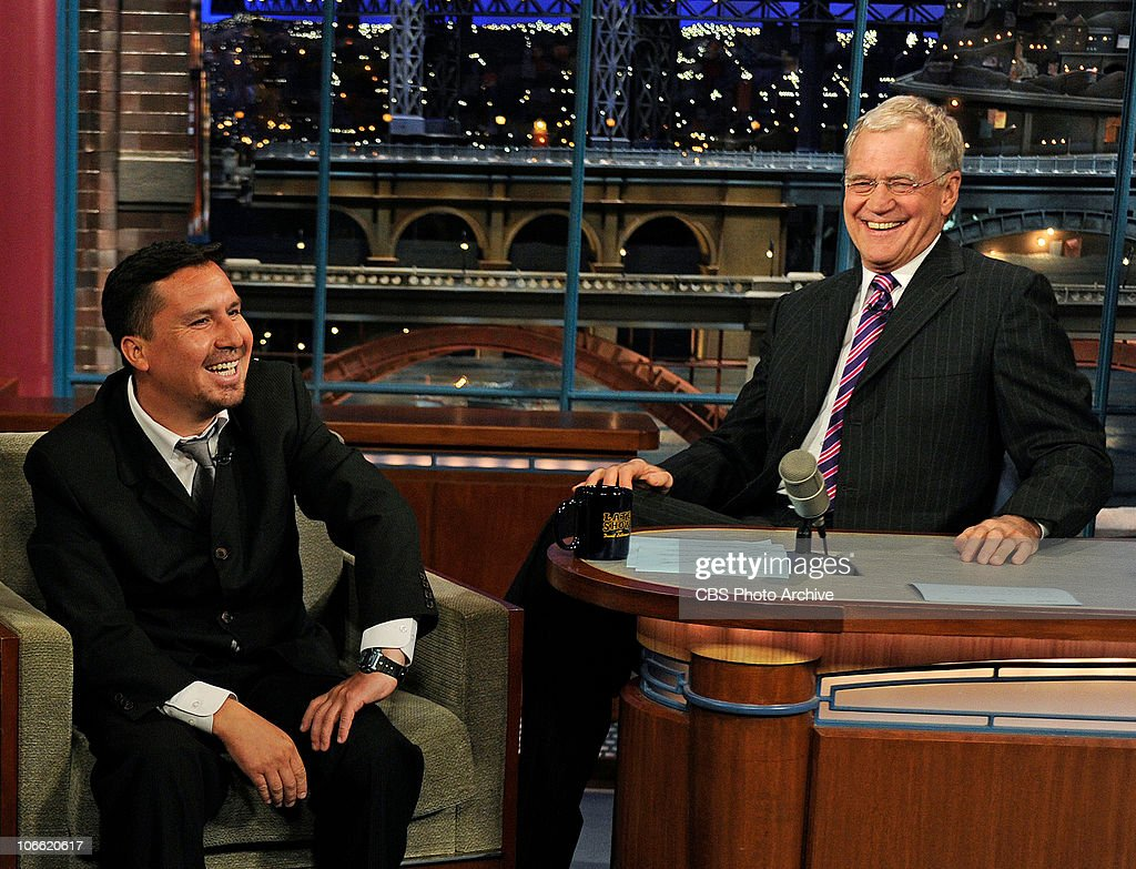 """The Late Show With David Letterman"" - Archive"