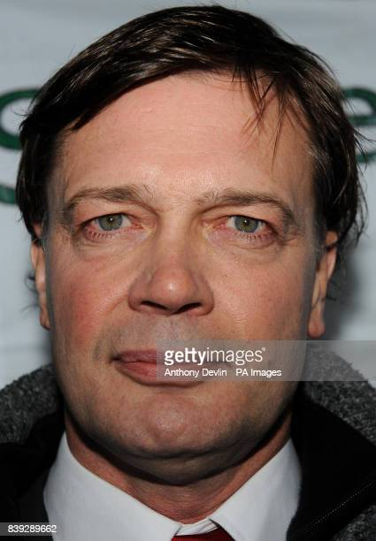 MMR research doctor Andrew Wakefield makes a statement at the General Medical Council headquarters in London