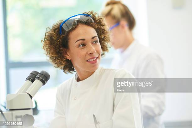 research lab - women wearing see through clothing stock pictures, royalty-free photos & images