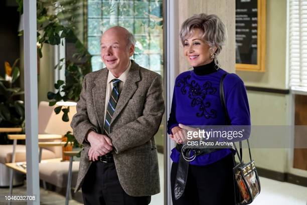 'A Research Study and Czechoslovakian Wedding Pastries' Pictured Dr Sturgis and Meemaw Dr Sturgis recommends Sheldon and Missy for a university...
