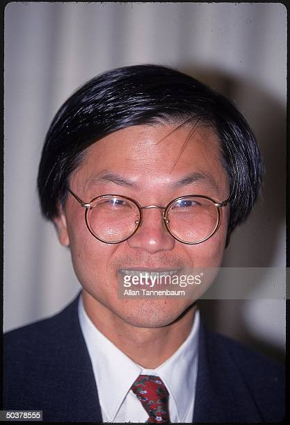 AIDS researcher Dr David Ho