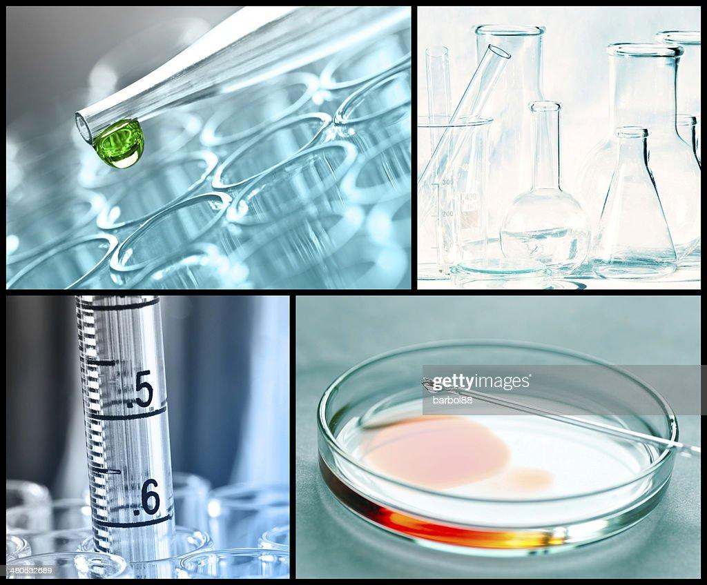Researching equipment : Stock Photo