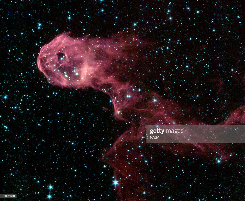 Nebula IC 1396 : ニュース写真