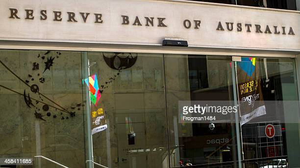 reserve bank of australia - central bank stock pictures, royalty-free photos & images