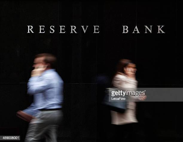 reserve bank of australia - interest rate stock pictures, royalty-free photos & images