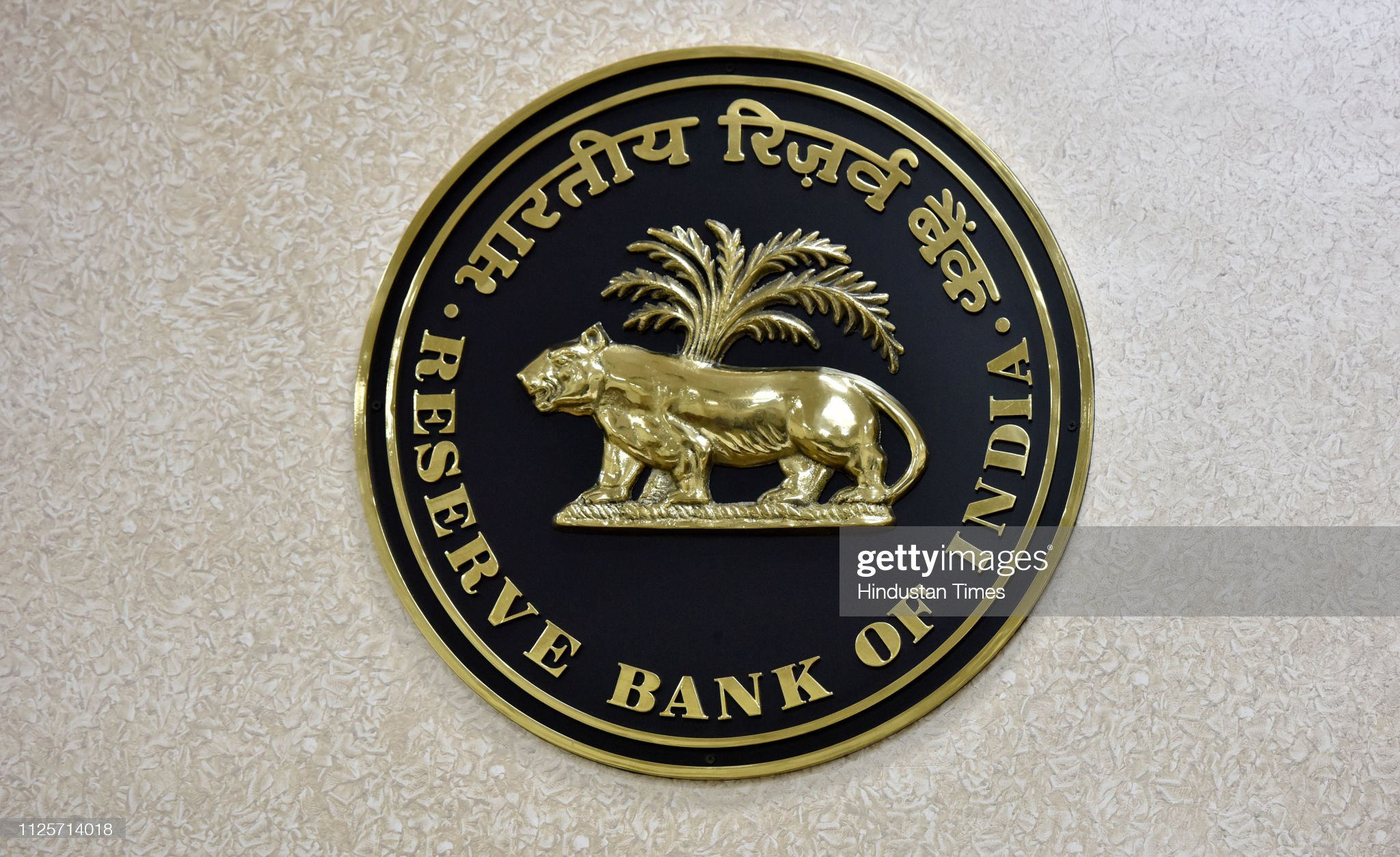 Post-Budget Reserve Bank Of India Board Meeting : News Photo