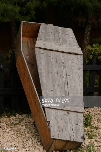 reserved coffin