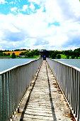 rural freshwater lake