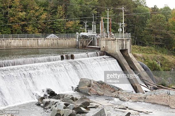 catarata de reservatório de energia hidroelétrica empresa - dique barragem imagens e fotografias de stock