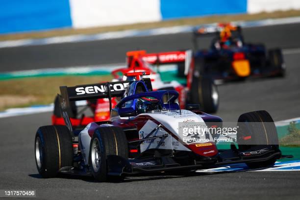 Reshad de Gerus of France and Charouz Racing System drives at Circuito de Jerez on May 12, 2021 in Jerez de la Frontera, Spain.