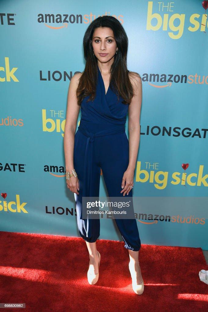 Reshma Shetty attends 'The Big Sick' New York Premiere at The Landmark Sunshine Theater on June 20, 2017 in New York City.