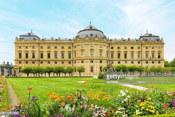 Residence complex of Wurzburg, Germany