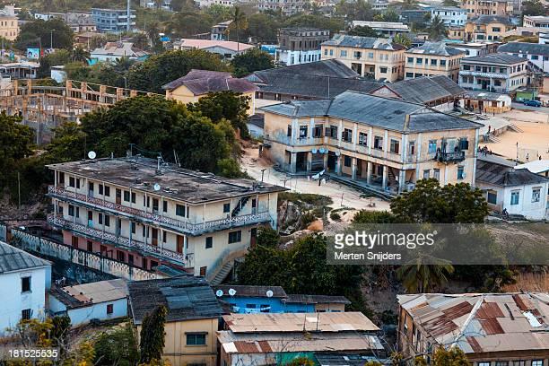 residences inside colonial community building - merten snijders - fotografias e filmes do acervo