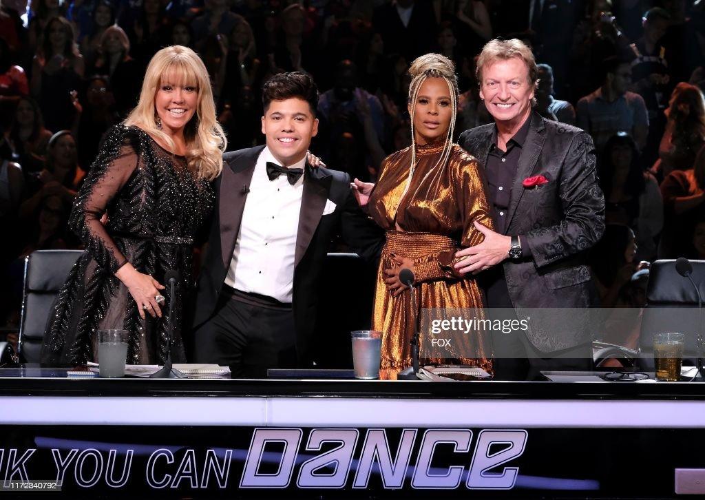 FOX's So You Think You Can Dance - Season Sixteen : News Photo