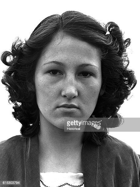 Resident of a labor camp for migratory workers Visalia California March 1940