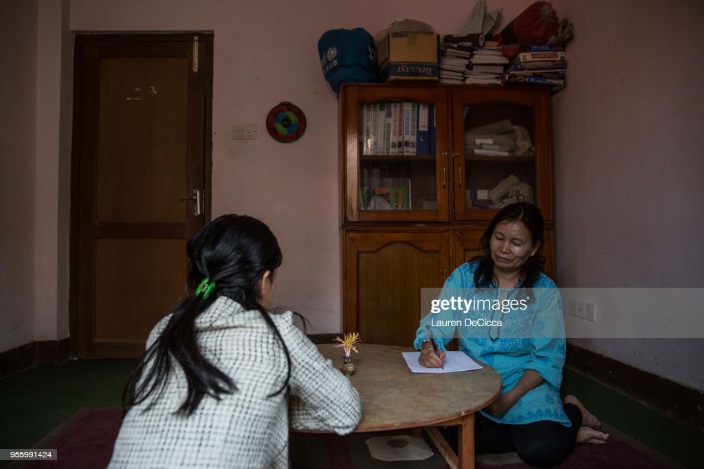 Nepali Women Find Empowerment At Safe Homes For The Deprived : News Photo