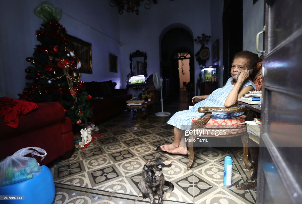 Puerto Rico Holiday Cheer Muted Amidst Slow Hurricane Recovery