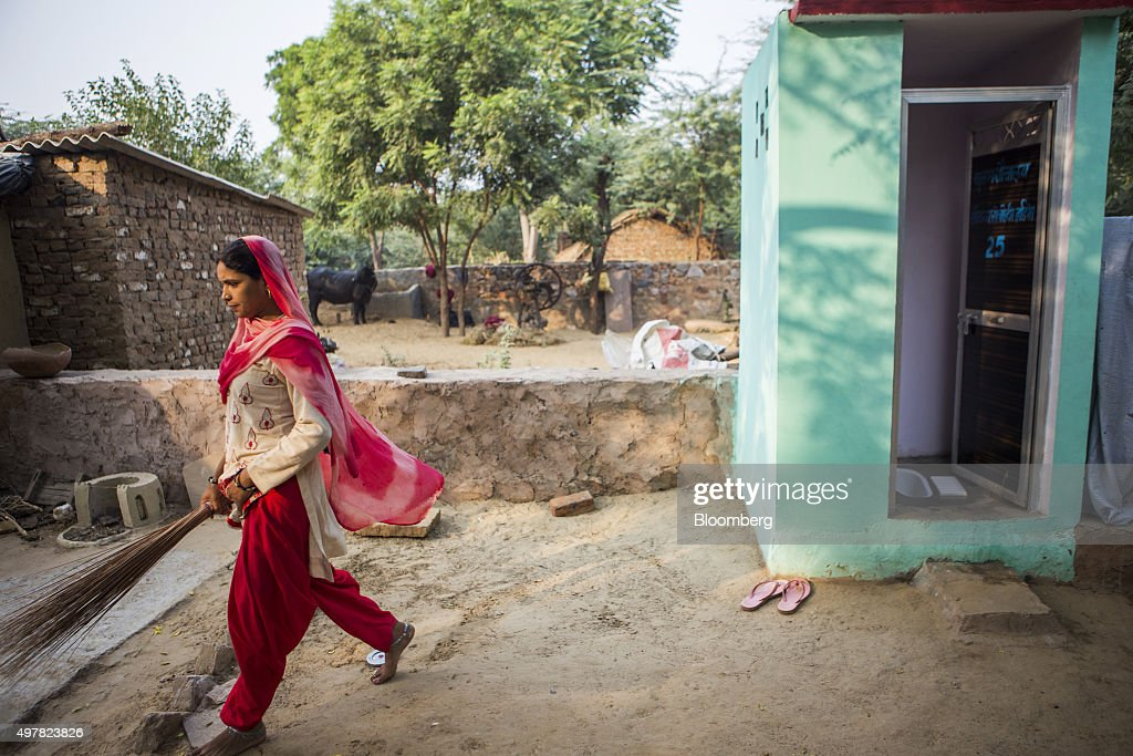 No Representation Without Sanitation: India's Toilet Politics : News Photo