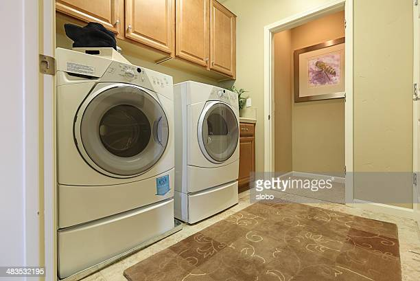 Residental Laundry Room