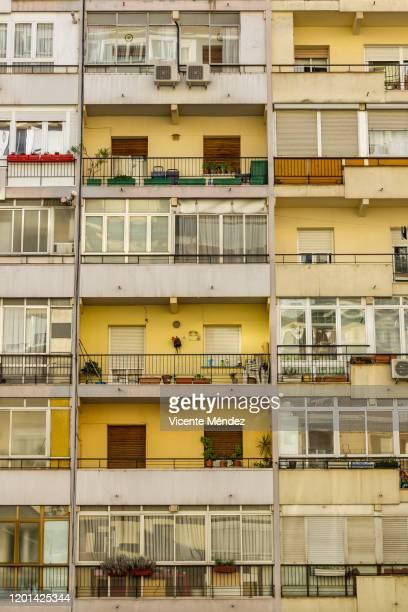 residential area - vicente méndez fotografías e imágenes de stock