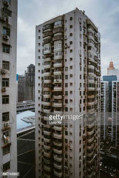 residential building - liyao xie bildbanksfoton och bilder