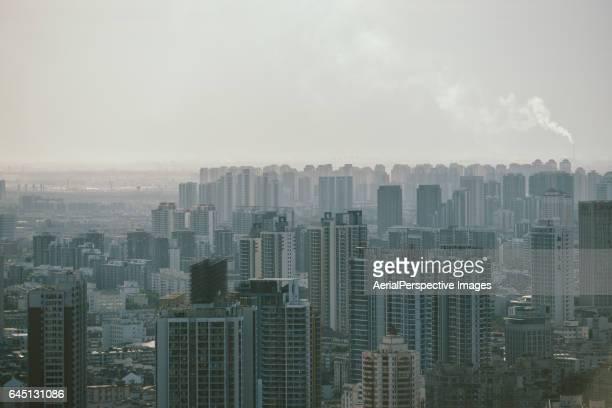 Residential Buildings in Air Pollution
