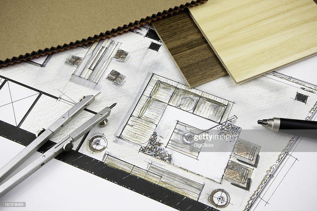 Concetto di residenziale : Foto stock