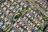 Residential Development Aerial