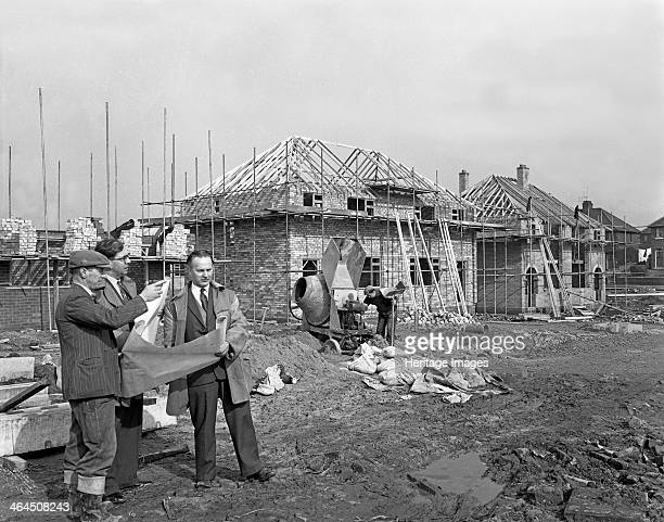 Residential house construction South Yorkshire early 1960s One of the more succesful home builders in the South Yorkshire area was Ben Bailey Homes...