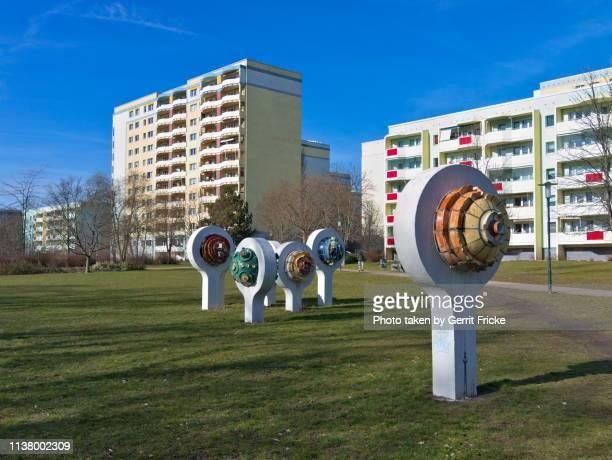 Residential house, Wohnhaus, Hochhaus, Springpfuhl