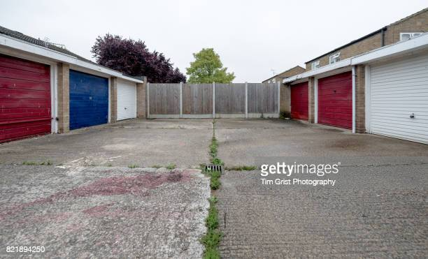 Residential Lock up Garages
