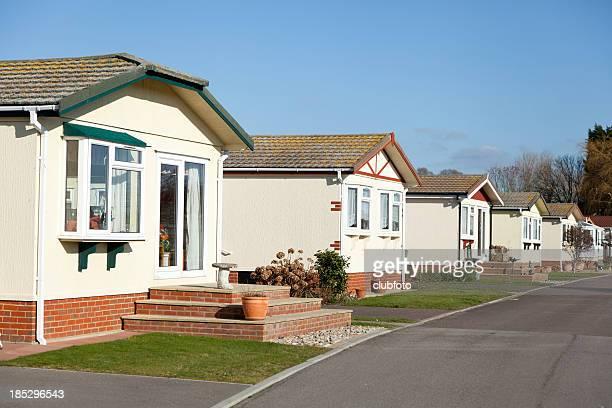 Residential mobile park homes