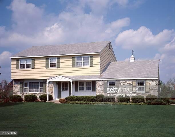 Residential Suburban Home.