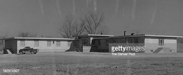FEB 27 1953 Residents of the lower valley west of Grand Junction Colo teamed up to build this $250000 hospital at Fruita ColoThe modern...