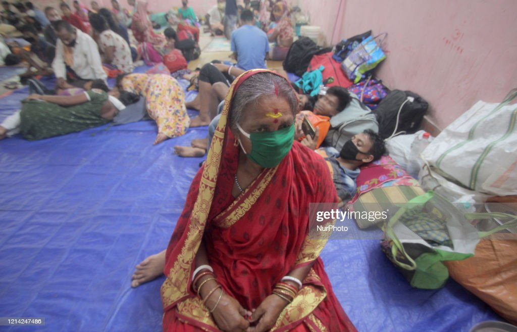Cyclone Amphan In India : News Photo