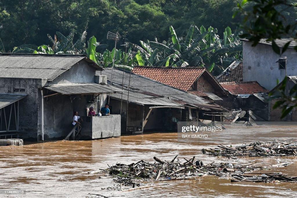 INDONESIA-FLOOD : News Photo