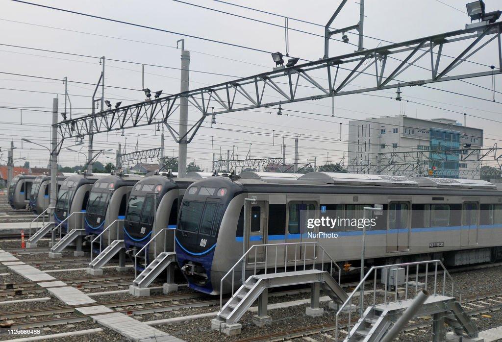 IDN: Jakarta Citizens Tried Mass Rapid Transit