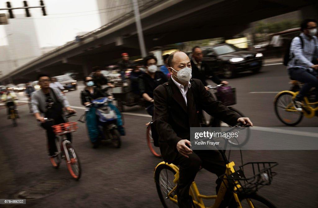 China Daily Life- Weather : News Photo