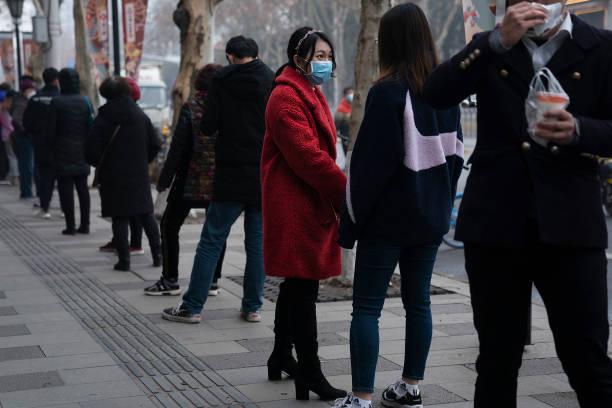 CHN: Wuhan Marks One-year Anniversary Of Lockdown