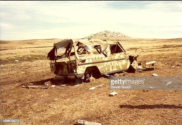 CONTENT] Residue of war Outside StanleyOctober 1983
