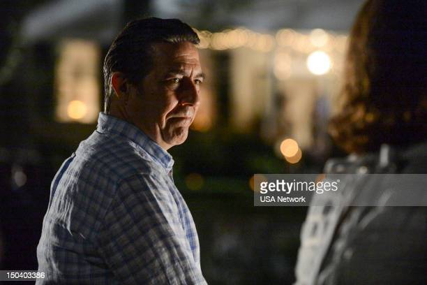 ANIMALS 'Resignation Day' Episode 6 Pictured Ciaran Hinds as Bud Hammond