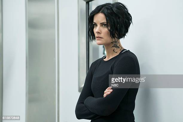 BLINDSPOT Resolves Eleven Myths Episode 207 Pictured Jaimie Alexander as Jane Doe