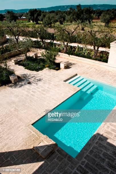 Resort Borgo Egnazia Savelletri di Fasano Apulia Italy