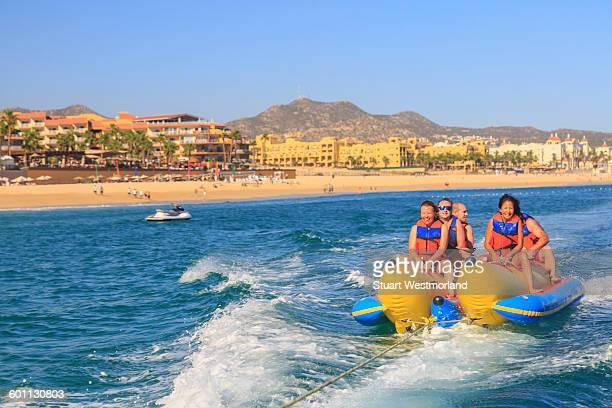 resort fun - halbinsel niederkalifornien stock-fotos und bilder