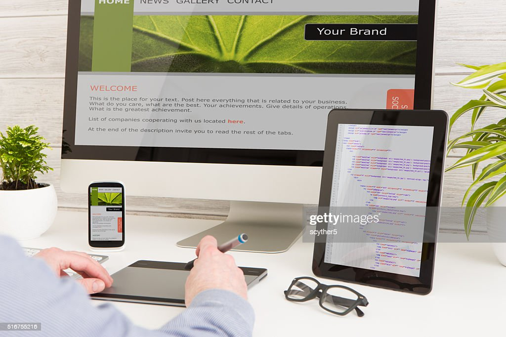 Image result for Web Development Services istock