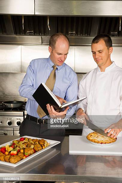 Restarant Manager with Executive Chef