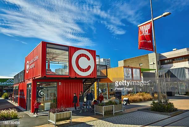 Re:START container shopping precinct