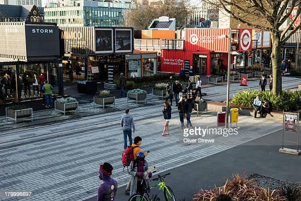 Re:START the new retail hub of Christchurch